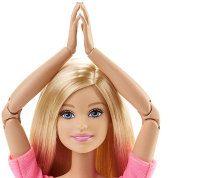 Кукла Барби Йога Блондинка