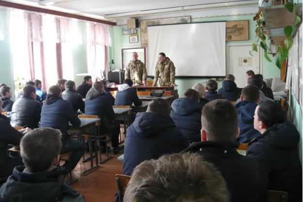 Учні Олеського ліцею