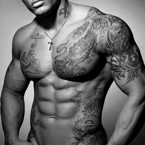 татуювання на тілі