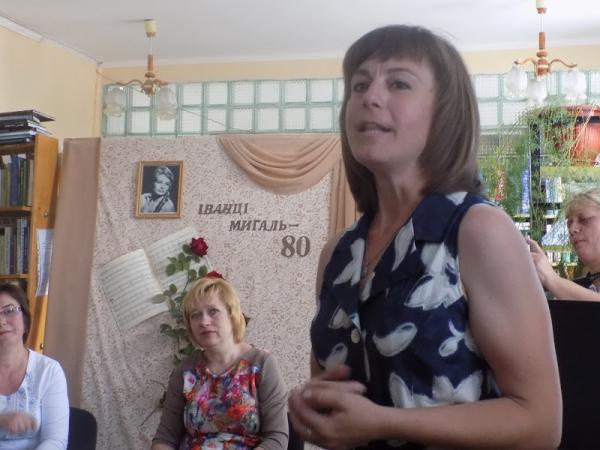 НАДБУЖАНСЬКОМУ СОЛОВЕЙКУ - 80