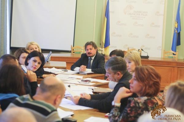 Комісія з питань культури заслухала звіти про виконання профільних програм
