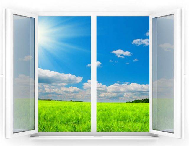 вікно в Ірпіні