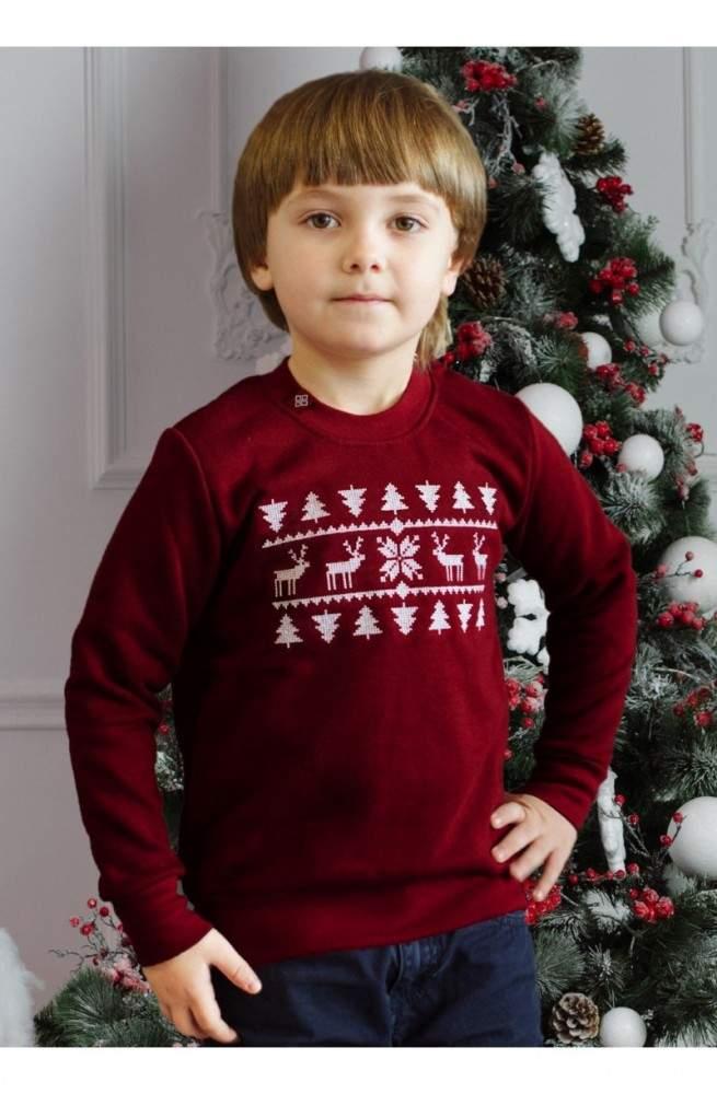 Стильні та сучасні різдвяні светри з оленями від TheMan  0be0a57166d59