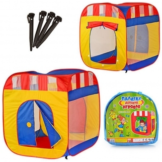 палатка в сумке