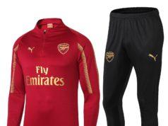 Тренировочный костюм Арсенал