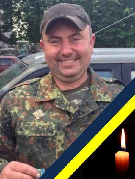 У Харківській лікарні помер військовослужбовець ЗСУ, офіцер Олександр Болотенко з позивним Говерла